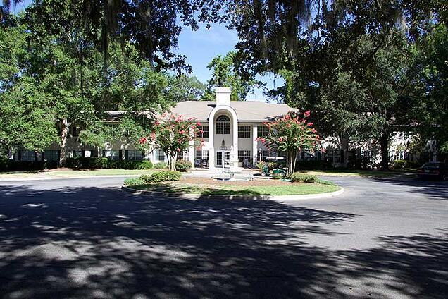 St. Simons Island magnolia manor senior living