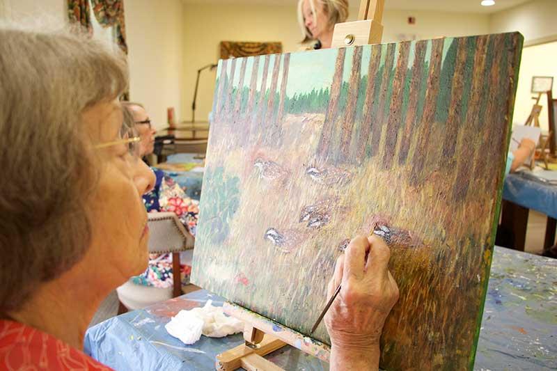 Magnolia Manor senior living